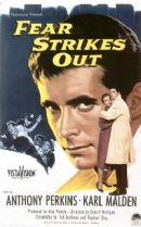 Fear Strikes Out 1957 DVD - Anthony Perkins / Karl Malden